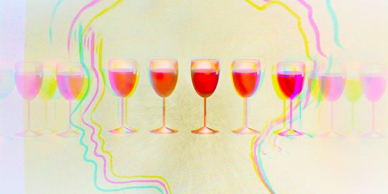 alcohol, ketamine