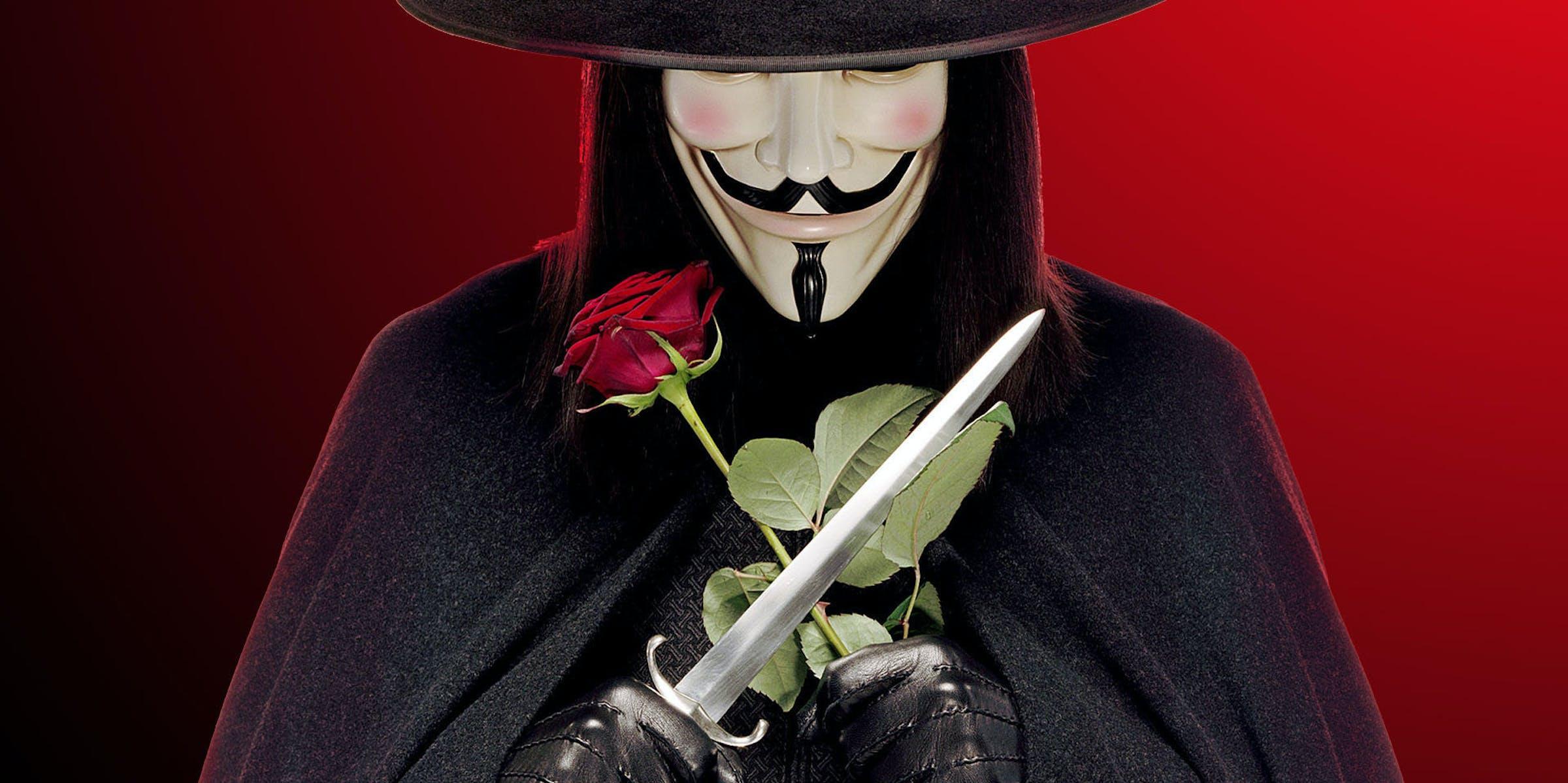 'V for Vendetta'