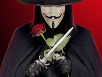 'V for Vendetta'