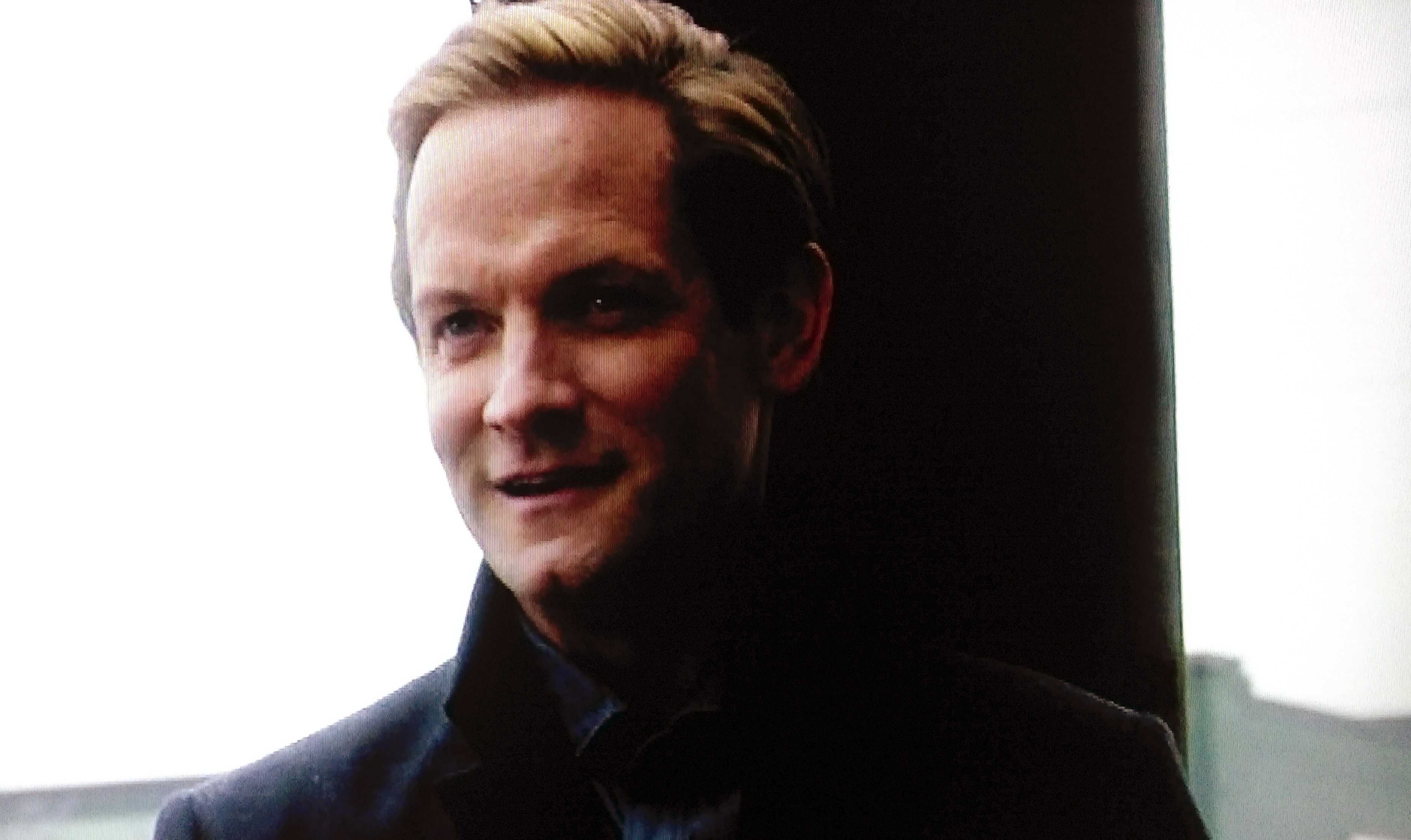 "Eobard Thawne AKA the Reverse Flash, on the CW show ""The Flash."""