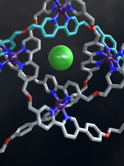Scientists develop a new way of braiding molecular strands.
