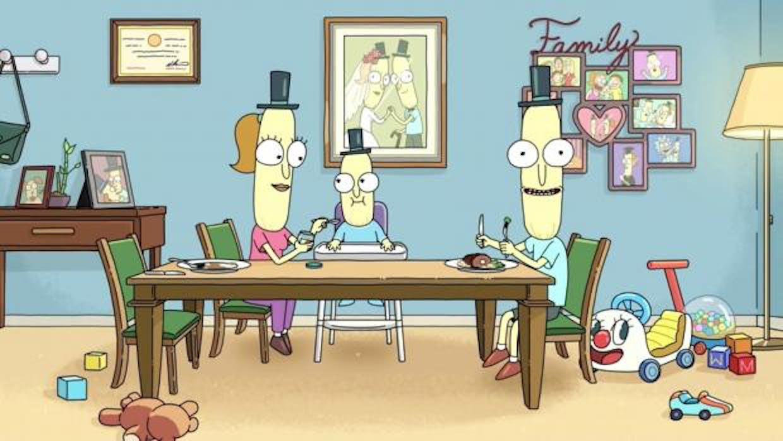 The Season 3 outro brought back Mr. Poopybutthole for a Season 4 tease.