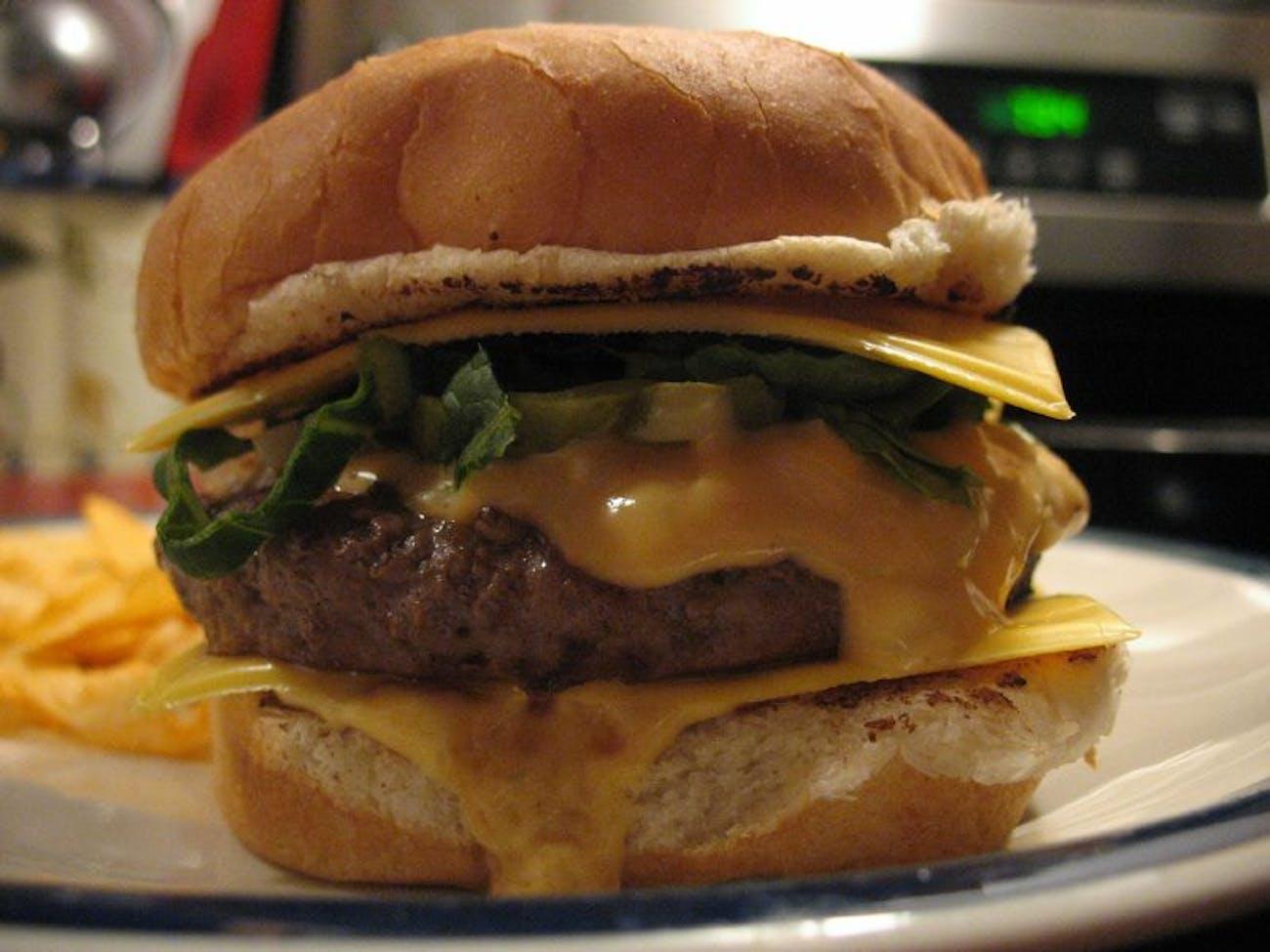 Big Mac Fake Out