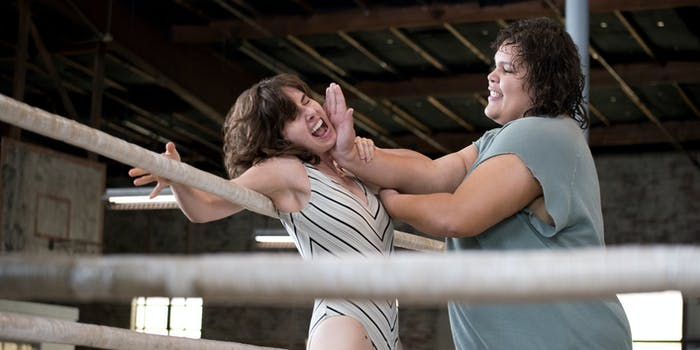 Alison Brie GLOW Wrestling Netflix