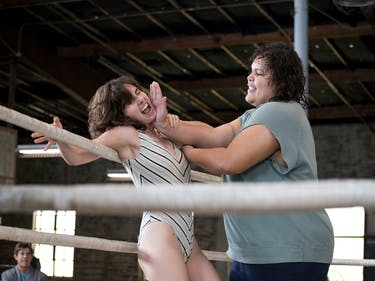 Meet the Ladies of Wrestling in Trailer for Netflix's 'GLOW'