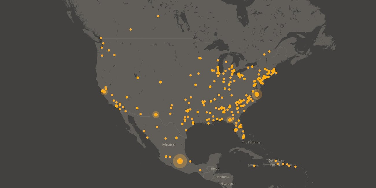 Facebook Live Stream Map Shows Pot Smoking, Versace Shopping, Lots