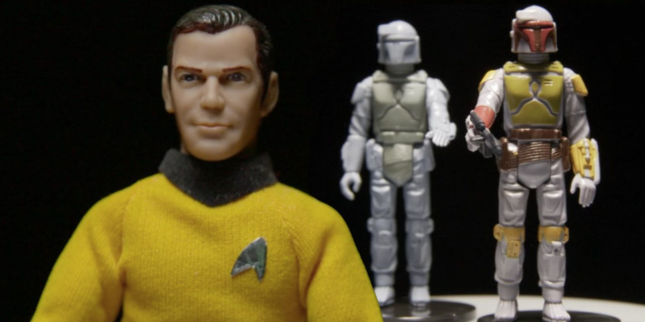 Star Trek Toys That Made Us Season 2 Netflix