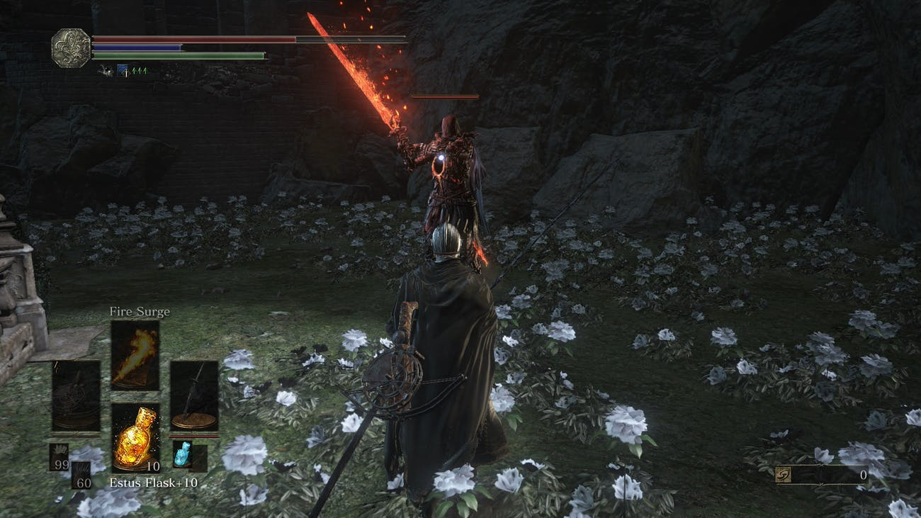 review dark souls iii the ringed city is a love letter to fans