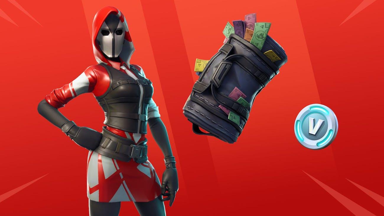 'Fortnite' Ace Starter Pack