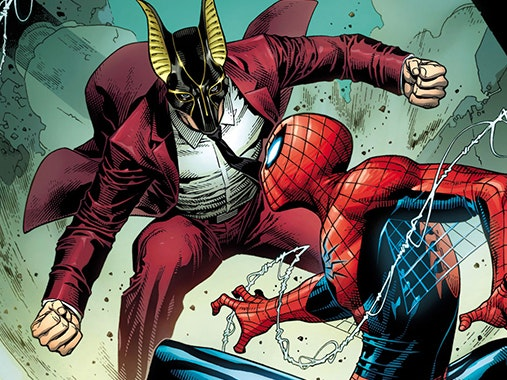 Spider-Man's 'Clone Conspiracy' Comics Are Creepy AF