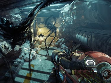 The Mimics of 'Prey' Are Scarier Than an 'Alien' Xenomorph