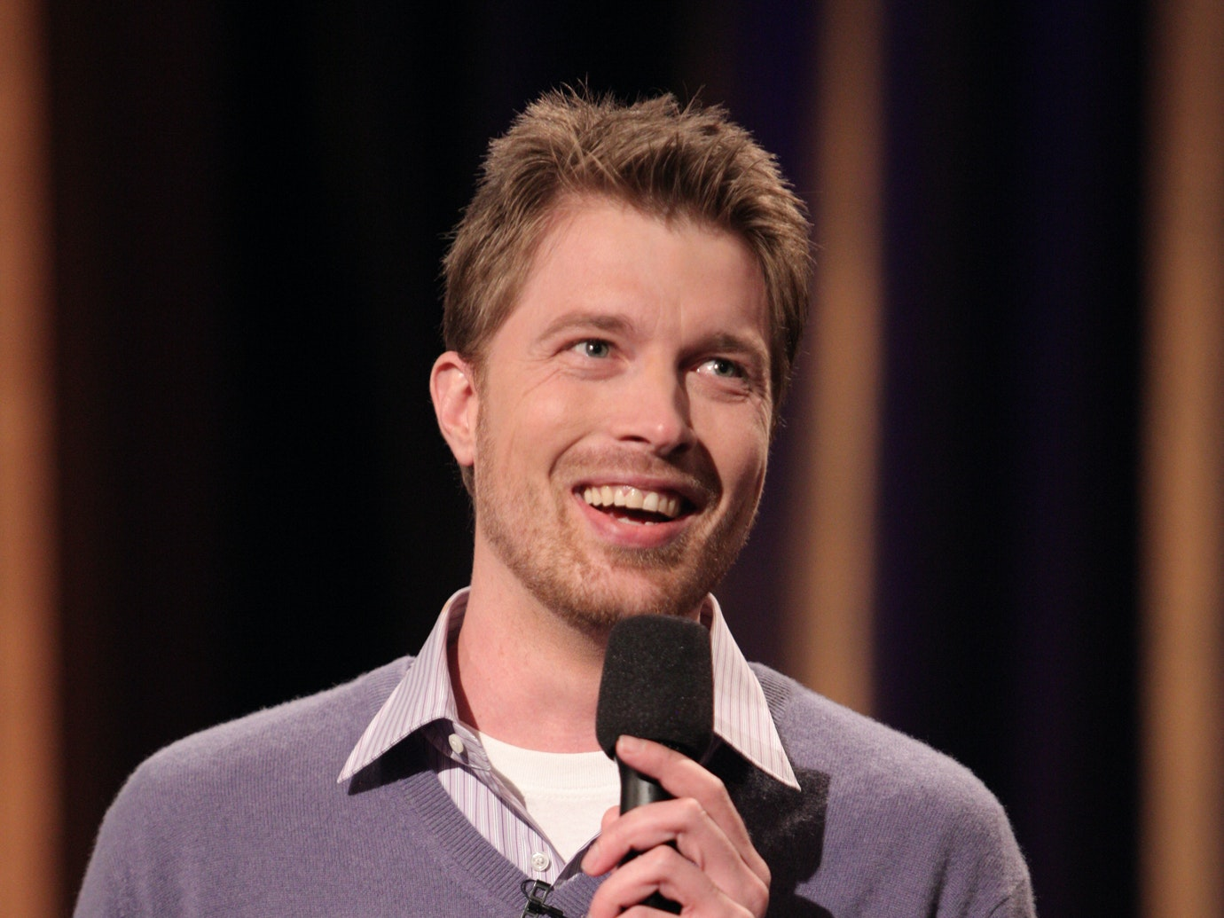 Shane Mauss: Evolutionary Biology's Insult Comic