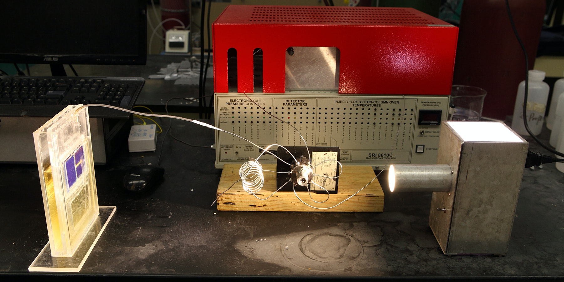 This lil guy could provide both food and oxygen for astronauts on the Mars missions.