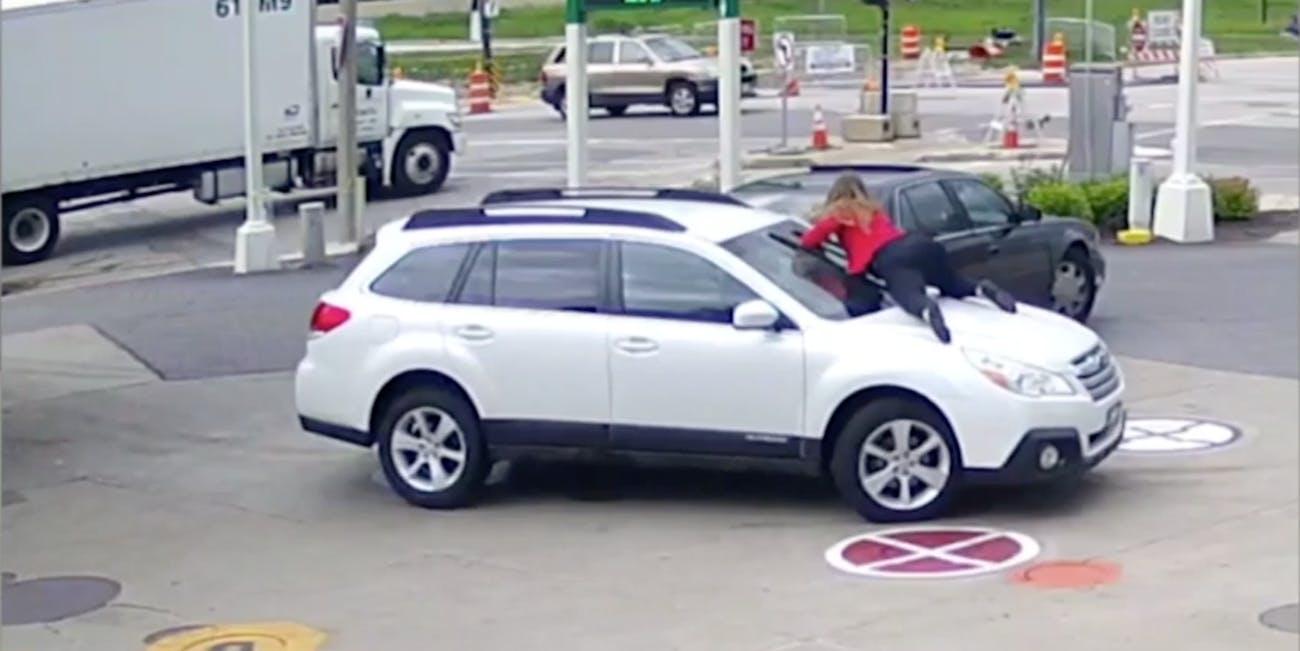 Woman Wisconsin Carjacker