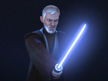 The Result of Obi-Wan and Darth Maul's Duel on 'Star Wars Rebels'