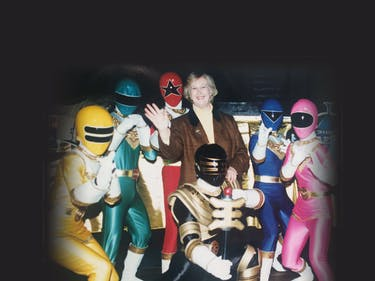 The Untold Story of the Woman Who Saved 'Power Rangers'