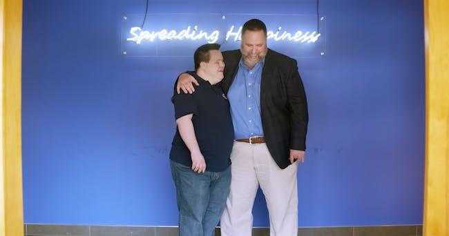 Mark and John Cronin