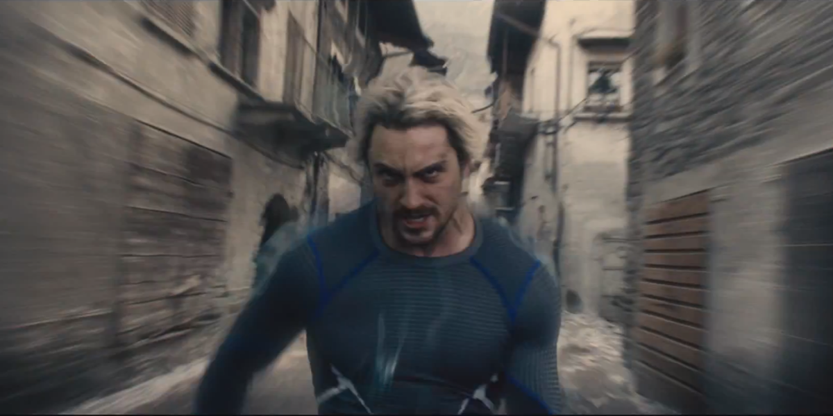 Physics Proves That Quicksilver Has Hidden Superpowers