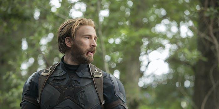 Captain America Nomad