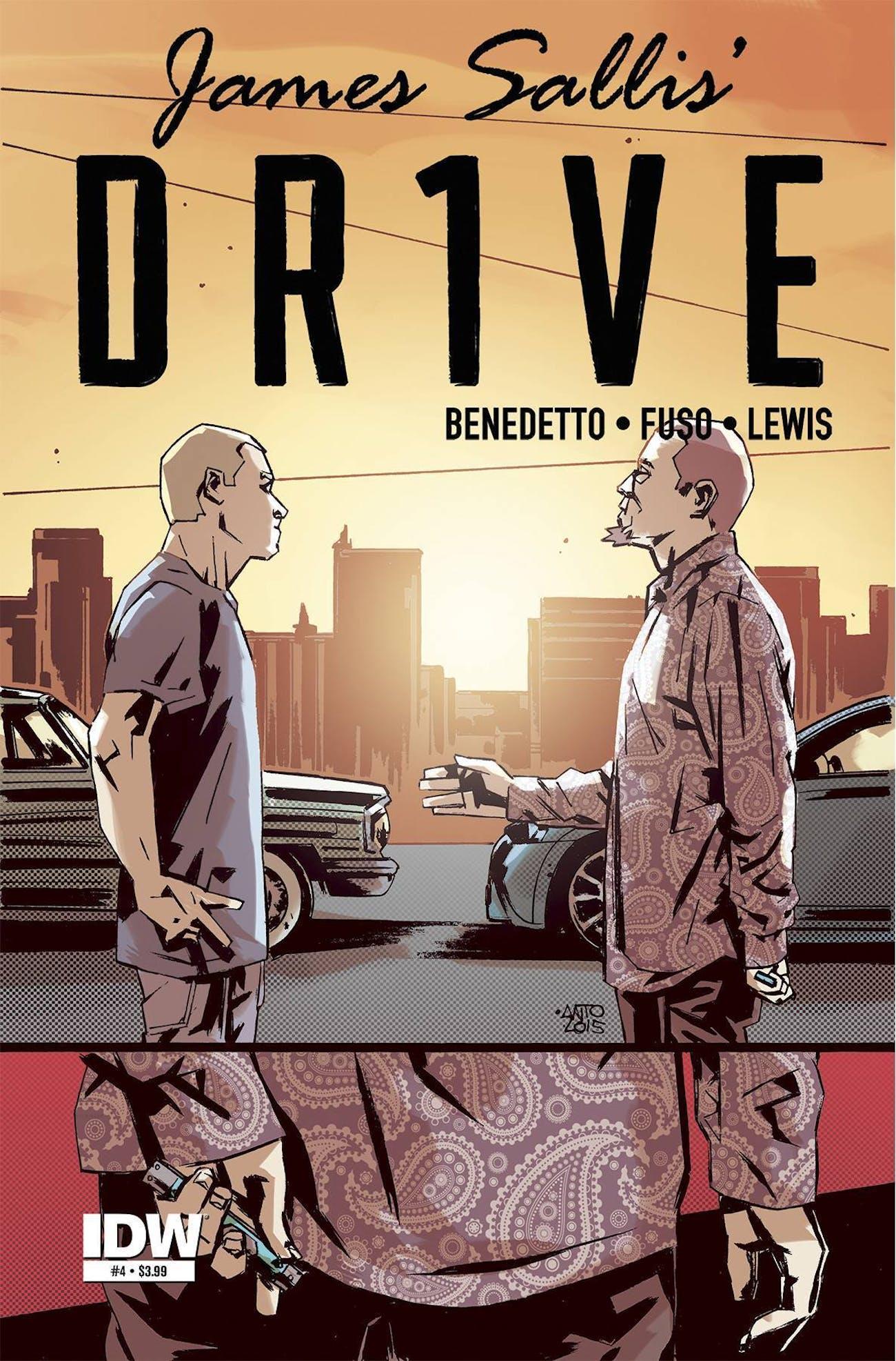 Drive Comics IDW