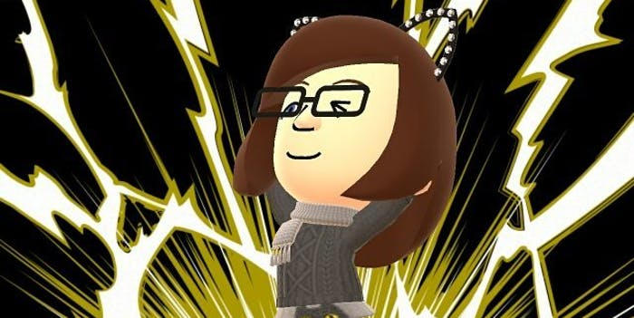 I've got the power! #miitomo