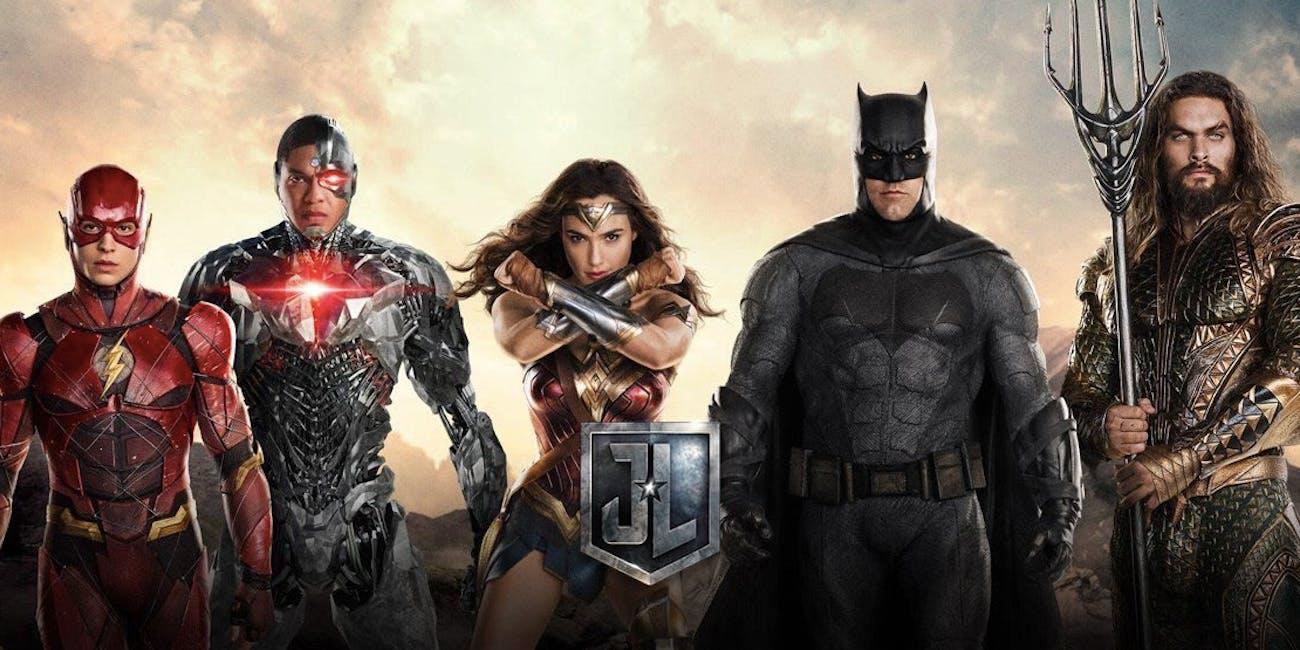 Ben Affleck Justice League