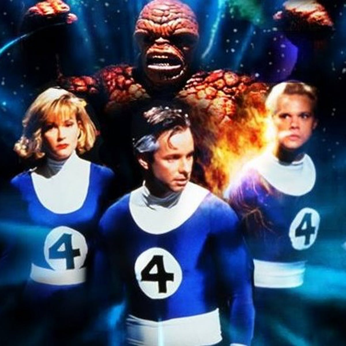 Marvel movies: Is the 1994 'Fantastic Four' the best adaptation ever?