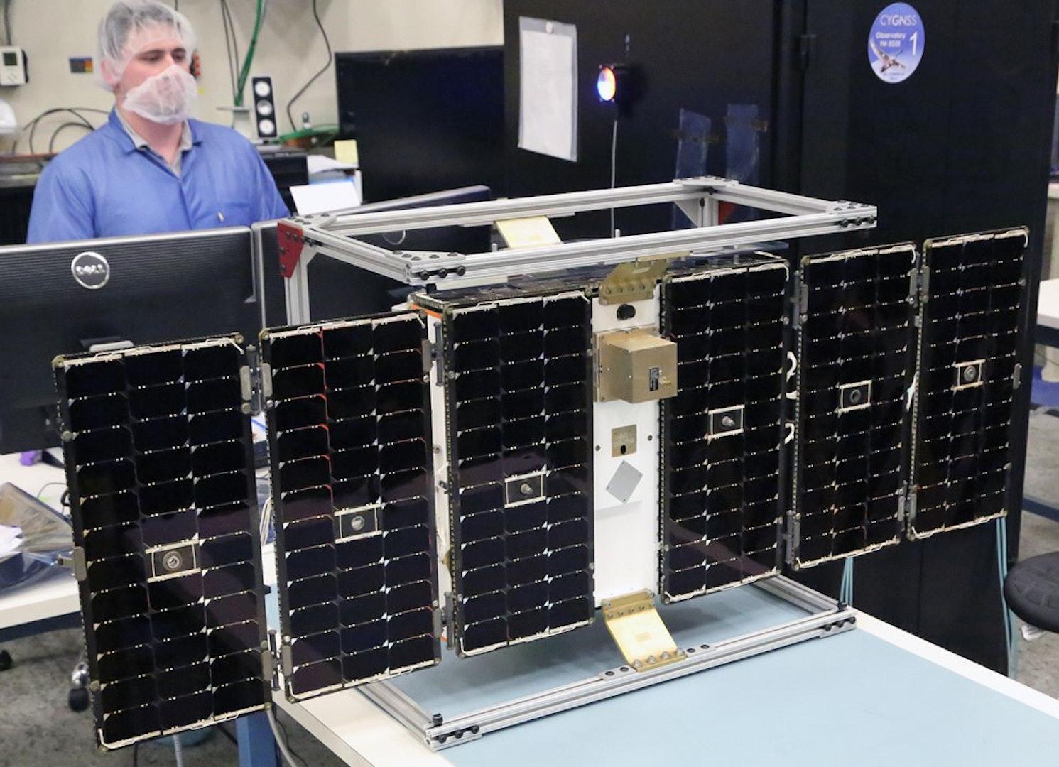CYGNUSS satellite