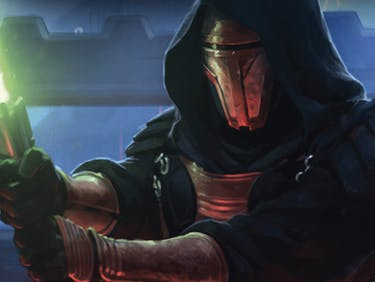 Darth Revan Would Dominate an 'Old Republic' Netflix Show