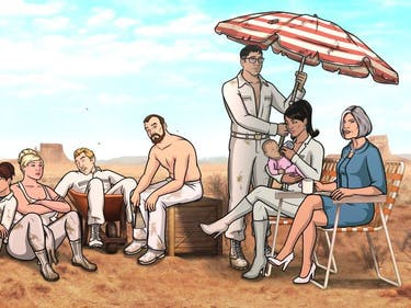 This New Teaser for 'Archer' Season 7 Has Dick Jokes