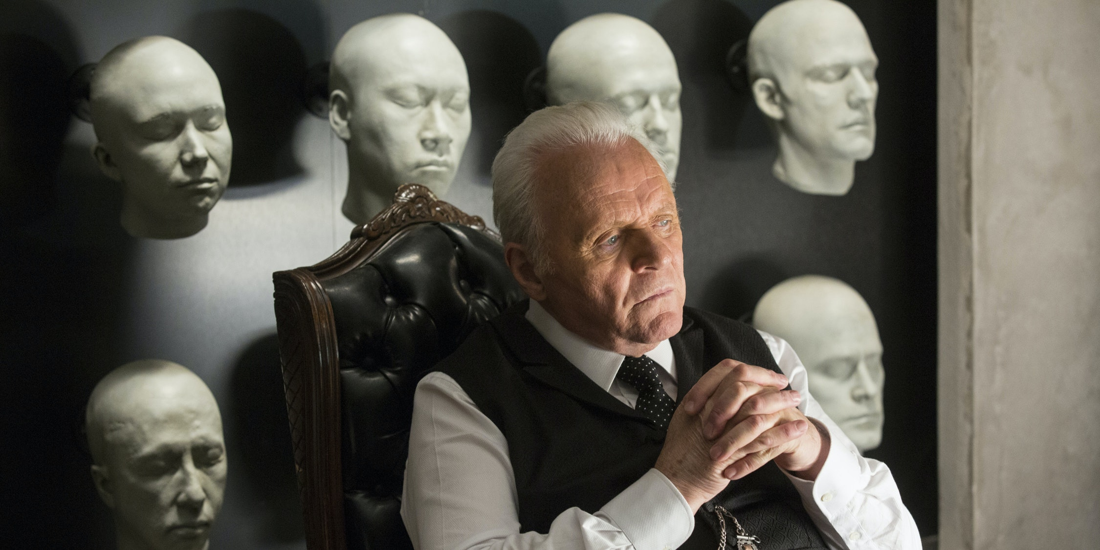 Anthony Hopkins as Ford