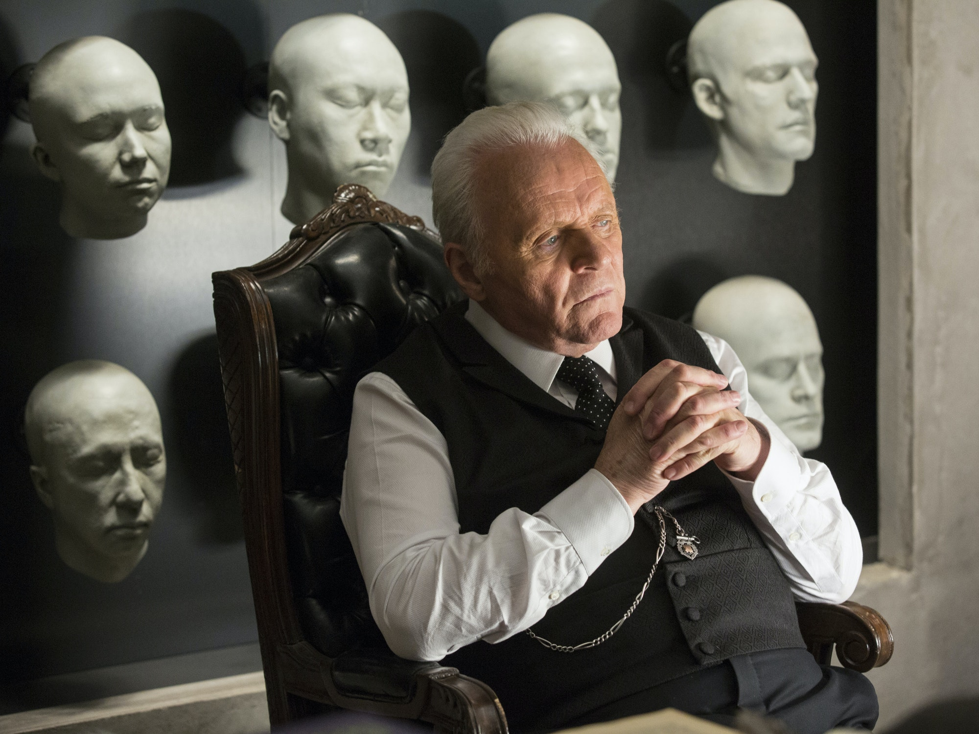 Ford's Story is The Real Maze on 'Westworld'