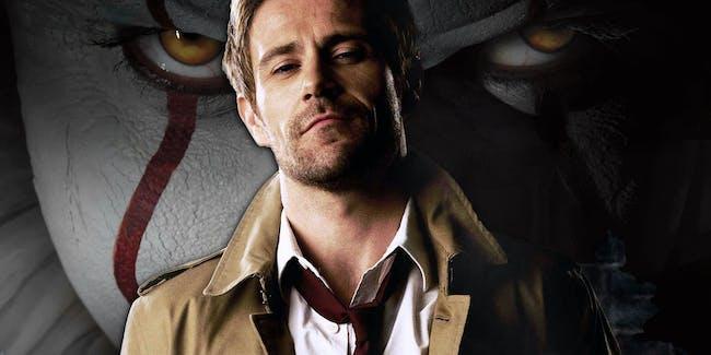 Justice League Dark It Constantine