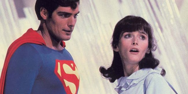 Margot Kidder Lois Lane
