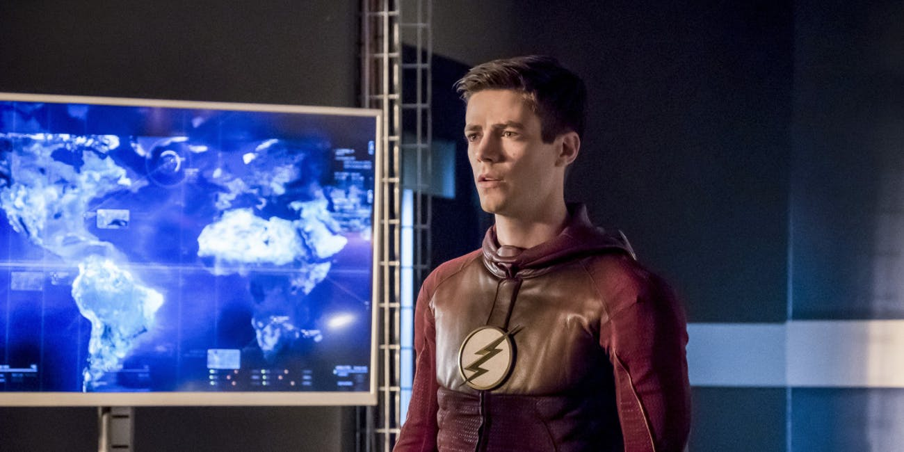 The Flash Savitar Season 4