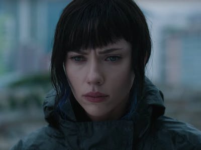 'Ghost in the Shell' Promises Existential Crises and Overcast Skies
