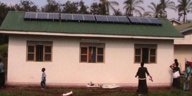 Solar-Powered Oxygen Concentrators Save Lives