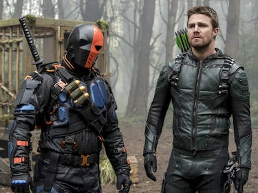 Arrow Season 6 Deathstroke