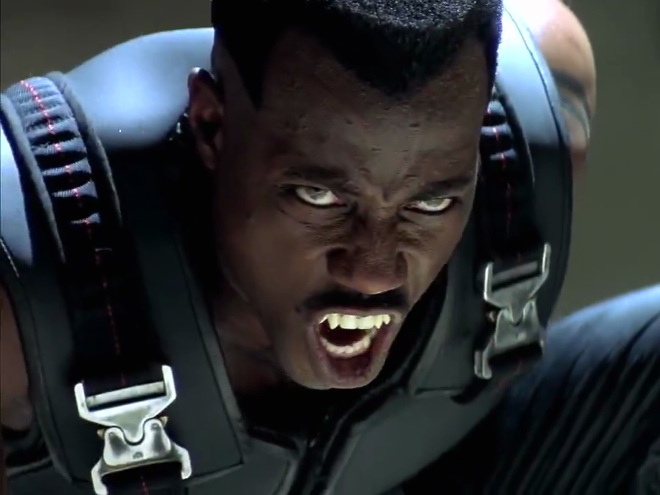 What 'Blade' Can Teach Marvel's 'Doctor Strange' About Superhero Horror Movies