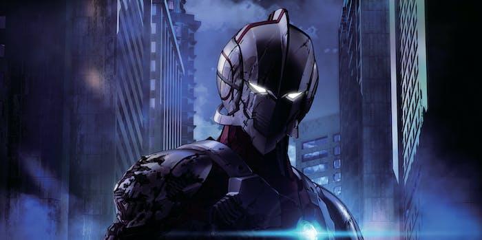 Ultraman Netflix Anime