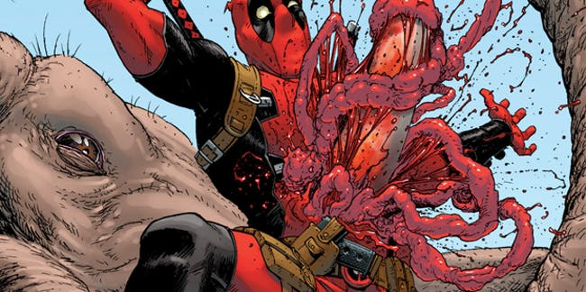 Spider-Man/Deadpool from Marvel Comics