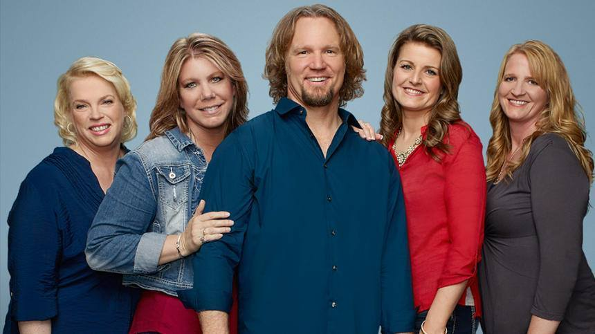 The TLC series 'Sister Wives' follows Kody Brown and his four wives: an inside look at the lives of a polygamous family.