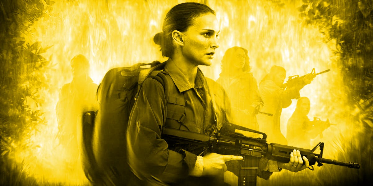 Could 'Annihilation' be open for a sequel?