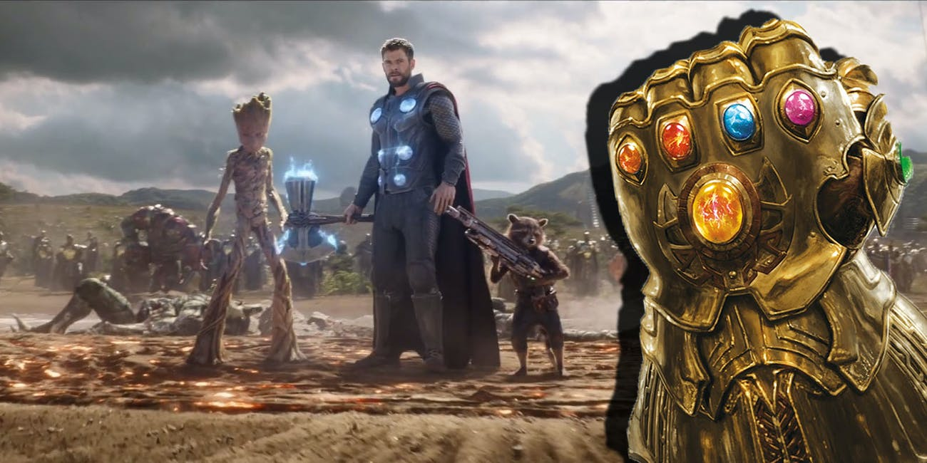 Thor Wakanda