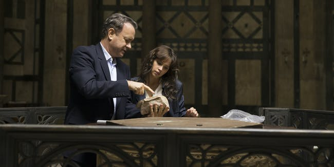 Tom Hanks Inferno Dan Brown