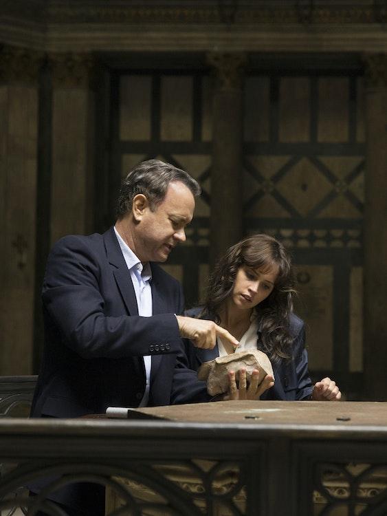 Tom Hanks Inferno Dan Brown