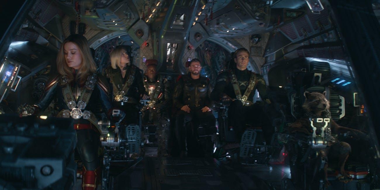 Avengers Endgame Marvel