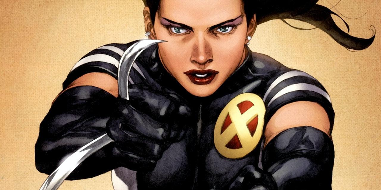 X-23 Marvel X-Men Logan Wolverine
