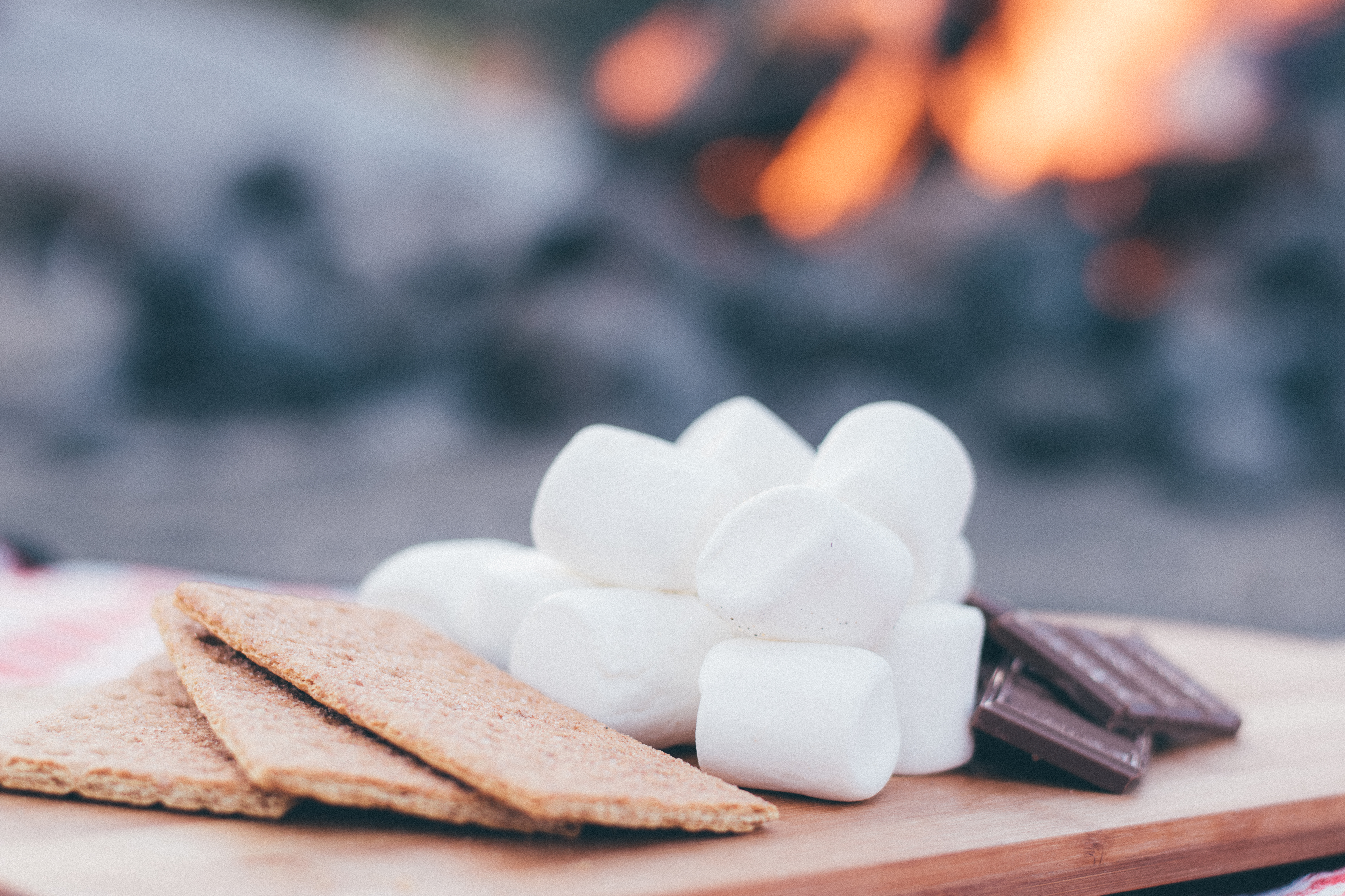4th of July Desserts: How S'mores Became America's Favorite Campfire