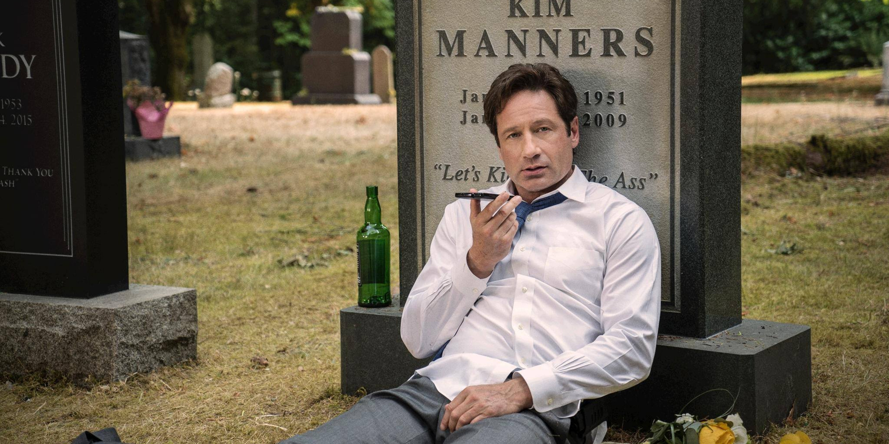 The X-Files, Season 10, New Episodes, David Duchovny, Gillian Anderson, Chris Carter